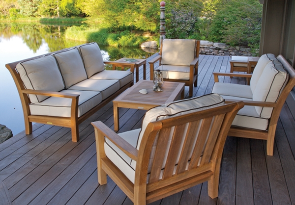kingsley bate solid teak porch and patio furniture